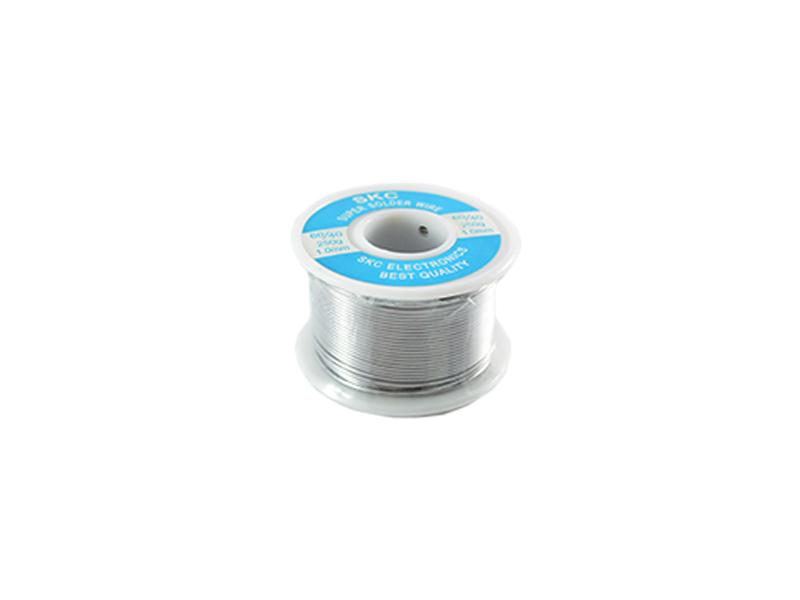 SKC 0.6mm 250g Soldering Wire Reel - Senith Electronics
