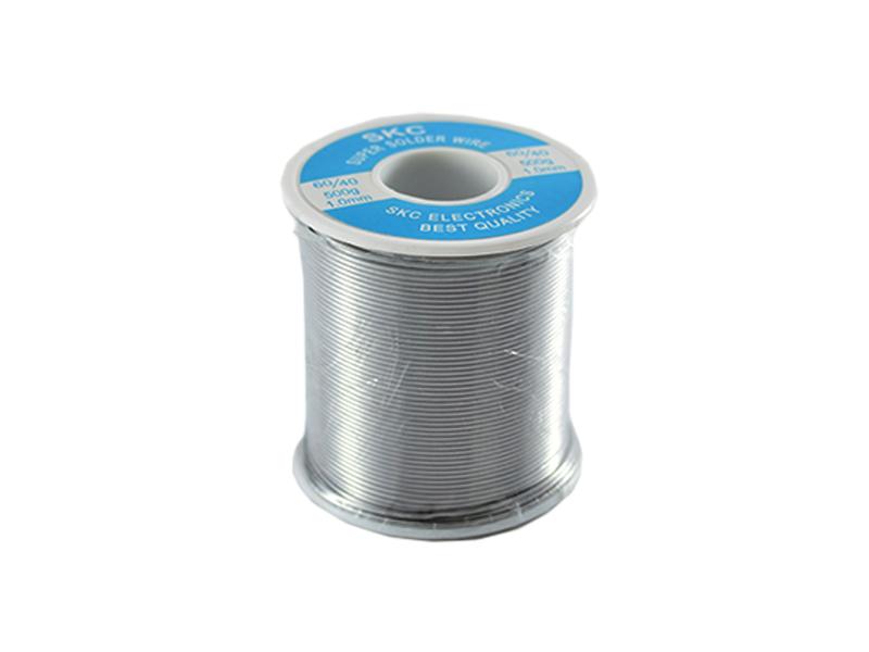 SKC 1.2mm 500g Soldering Wire Reel - Senith Electronics