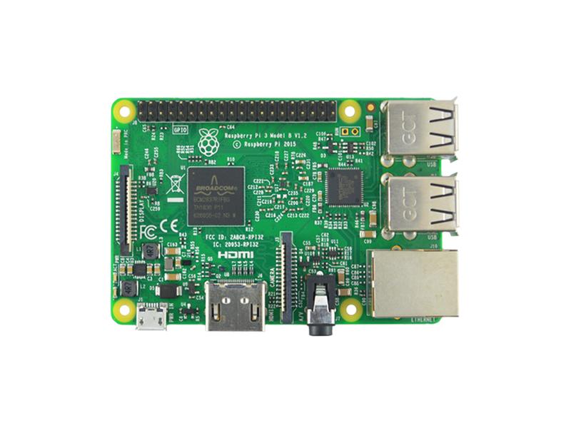 Raspberry Pi 3 Model B Element14 - Senith Electronics