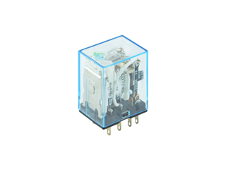 Electromagnetic Relay 8pin - Relay - Basic Components
