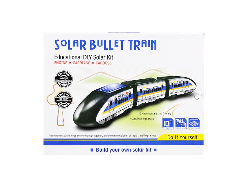 Diy solar power silver bullet train senith electronics diy solar power silver bullet train solutioingenieria Images