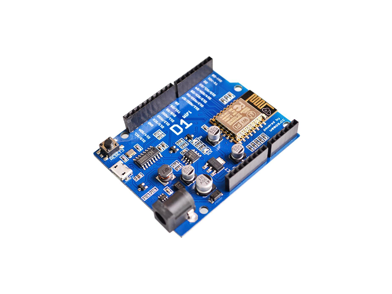 Debug board for esp8266