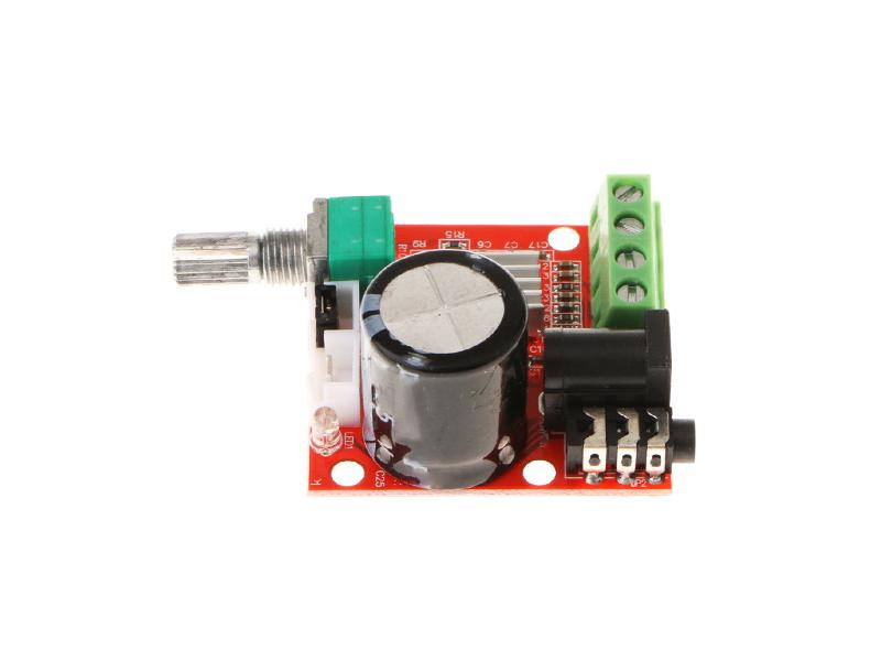 PAM8610 Mini 10W+10W Stereo Audio Power Amplifier Board