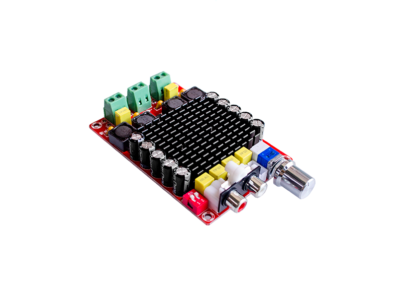 TDA7498 2X100W Stereo Digital Amplifier Board - Senith Electronics
