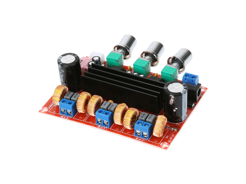 TPA3116 2 1 Digital Subwoofer Audio Amplifier Board - Senith